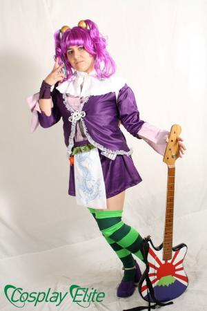 Midori from Guitar Hero III