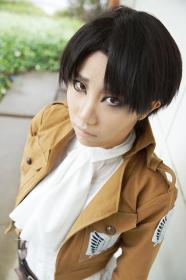 Levi from Attack on Titan worn by 有纪/Yuki