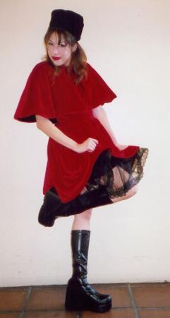 Kaori Iida from Tanpopo worn by Umigoddess