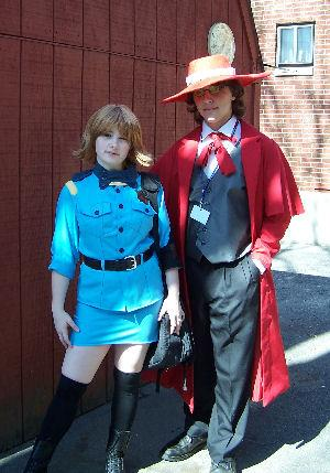 Victoria Seras from Hellsing worn by ksmurf
