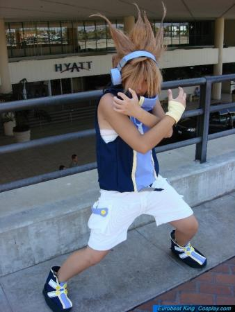 Neku Sakuraba from The World Ends With You