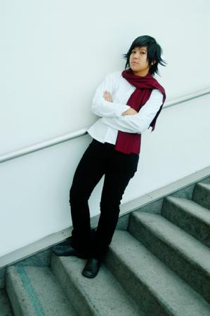 Setsuna F Seiei from Mobile Suit Gundam 00 worn by aznbassplayer