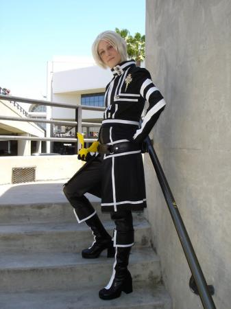 Allen Walker from D. Gray-Man worn by Miss Deep