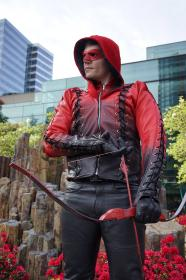 Arsenal/Roy Harper from Arrow worn by Etaru Kaumoto