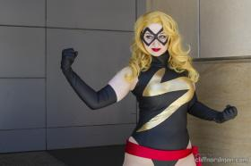 Ms. Marvel from Avengers, The worn by Etaru Kaumoto