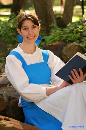 Belle from Beauty and the Beast worn by TR Rose