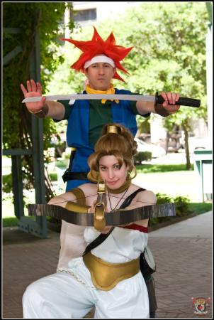 Marle from Chrono Trigger worn by TR Rose