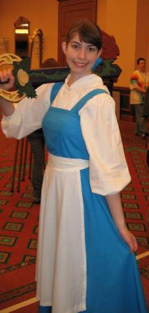 Belle from Kingdom Hearts 2