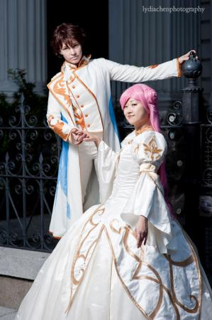 Suzaku Kururugi from Code Geass R2 worn by Ashley