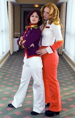 Juri Arisugawa from Revolutionary Girl Utena worn by Ashley
