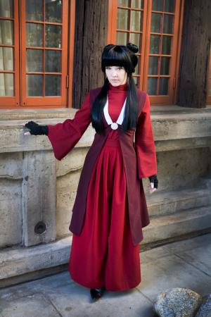 Mai from Avatar: The Last Airbender worn by Ashley