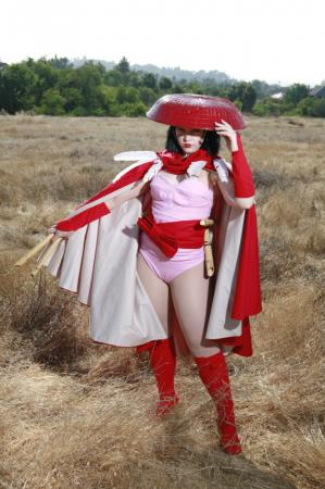 Zakuro from Ninja Scroll worn by Ashley