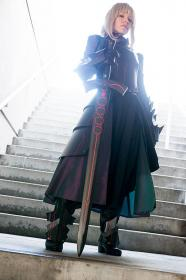 Saber Alter from Fate/Stay Night worn by Ashley