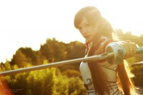 Asuna from Sword Art Online worn by Ashley