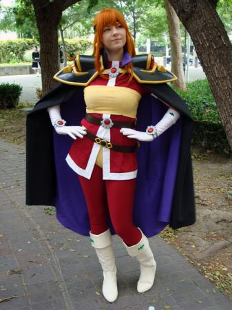 Lina Inverse from Slayers Next worn by Maridah