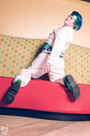 Rohan Kishibe from Jojo's Bizarre Adventure