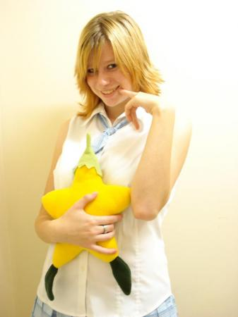 Selphie Tilmitt from Kingdom Hearts 2