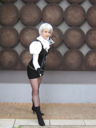 Franziska Von Karma from Phoenix Wright: Justice for All