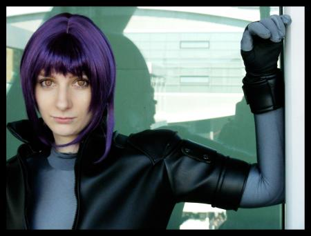 Motoko Kusanagi from Ghost in the Shell S.A.C