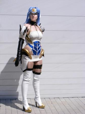 KOS-MOS from Xenosaga Episode I: Der Wille zur Macht worn by Mirromaru
