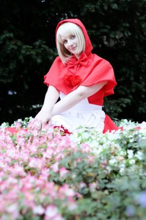 BB Hood / Bulleta from Darkstalkers worn by Mirromaru