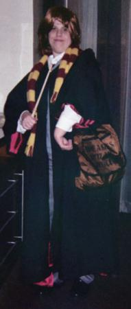 Fred Weasley from Harry Potter worn by Mary Ryan Bogard