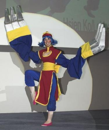 Hsien Ko / Lei Lei from Darkstalkers