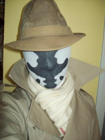Rorschach from Watchmen, The