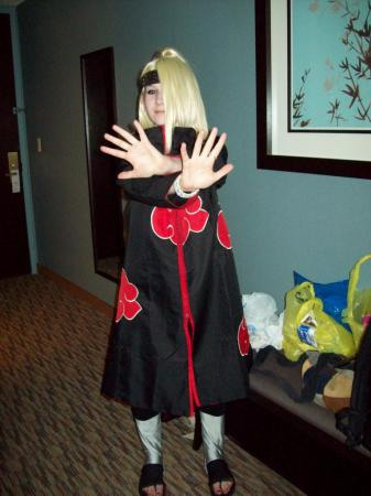 Deidara from Naruto Shipp&#363;den
