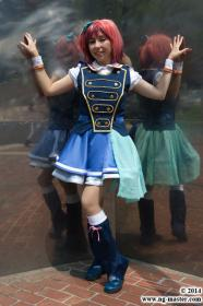 Nagisa Motomiya from AKB0048 worn by Wisteria Wings