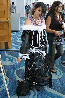 Lulu from Final Fantasy X