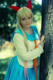 Chitoge Kirisaki from Nisekoi worn by Kuriisu