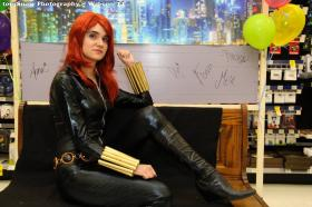 Black Widow from Marvel Comics worn by Yunie-chan