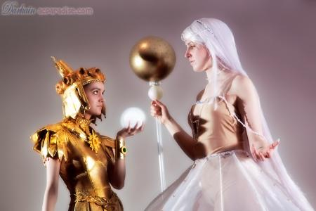 Sailor Galaxia from Sailor Moon Sailor Stars worn by Yunie-chan