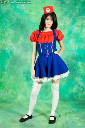 Mario from Super Mario Brothers Series worn by Yunie-chan