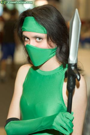 Jade from Mortal Kombat worn by Yunie-chan