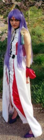 Anthy Himemiya from Revolutionary Girl Utena worn by Yunie-chan