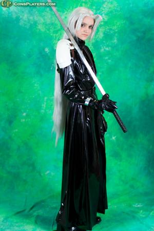 Sephiroth from Final Fantasy VII worn by Yunie-chan