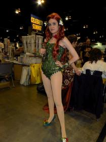 Poison Ivy from Batman  by Yunie-chan