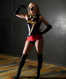 Ms. Marvel from Marvel Comics worn by Yunie-chan