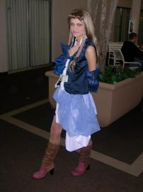 Lenne from Final Fantasy X-2