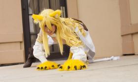 Leone from Akame ga Kill!
