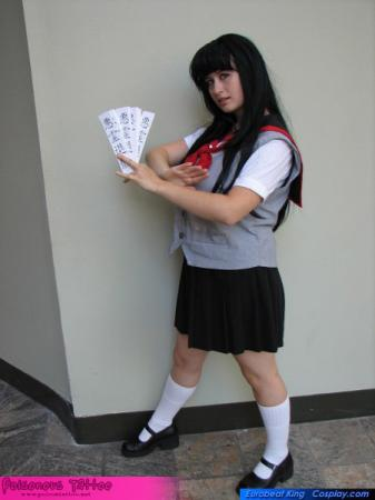 Rei Hino from Sailor Moon worn by Alkrea