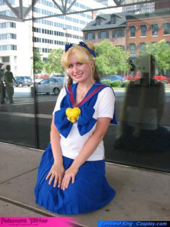 Usagi Tsukino from Sailor Moon Sailor Stars worn by Alkrea