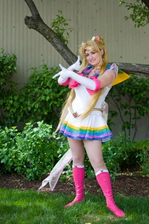 Super Sailor Moon from Sailor Moon Super S worn by Alkrea