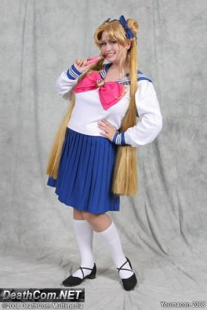 Usagi Tsukino from Sailor Moon worn by Alkrea