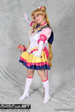 Eternal Sailor Moon from Sailor Moon Sailor Stars worn by Alkrea