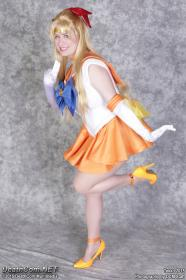 Sailor Venus from Sailor Moon worn by Alkrea