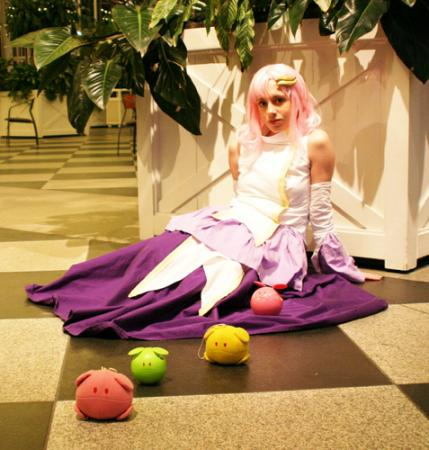 Lacus Clyne from Mobile Suit Gundam Seed worn by Terranell