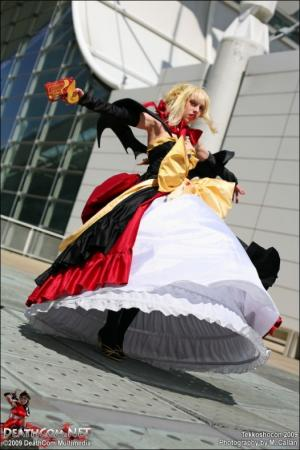 Rozalin from Disgaea 2 worn by Terranell